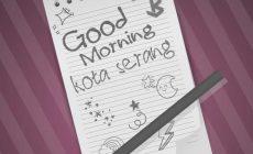Permalink to Gambar Ucapan Selamat Pagi KotaSerang